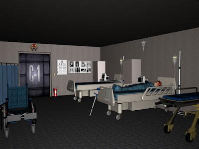reparto infermeria SGC