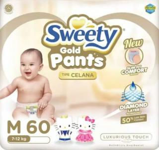 Mengenal Ragam Jenis Popok Sweety Untuk Bayi