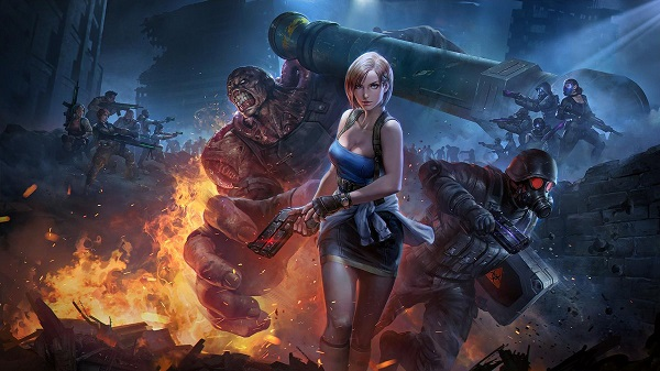 بصورة رائعة جدا Capcom تلمح من جديد لعودة لعبة Resident Evil 3