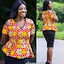Beautiful Ankara Tops Styles Ladies Must Rock Next