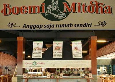 Boemie Mitoha Kuliner Nusantara  Khas Sunda Di Bandung