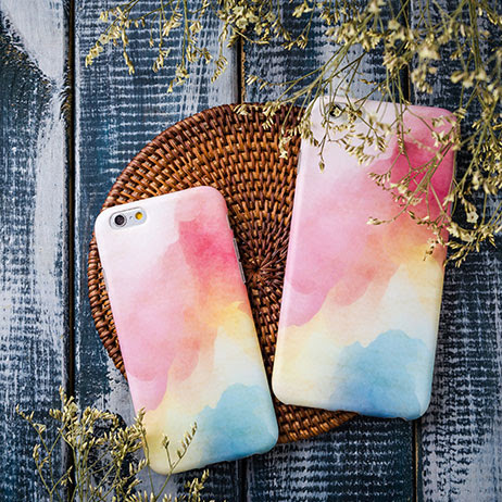 #6361: Watercolor iPhone 5/5s case — $16.00