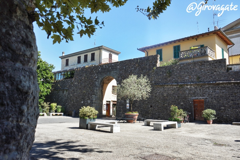 Sansepolcro Porta Fiorentina