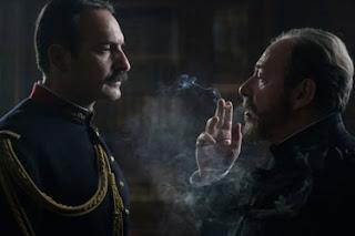 O Oficial e o Espião - filme