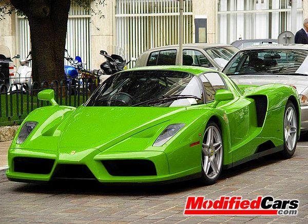 Green Cars Nice