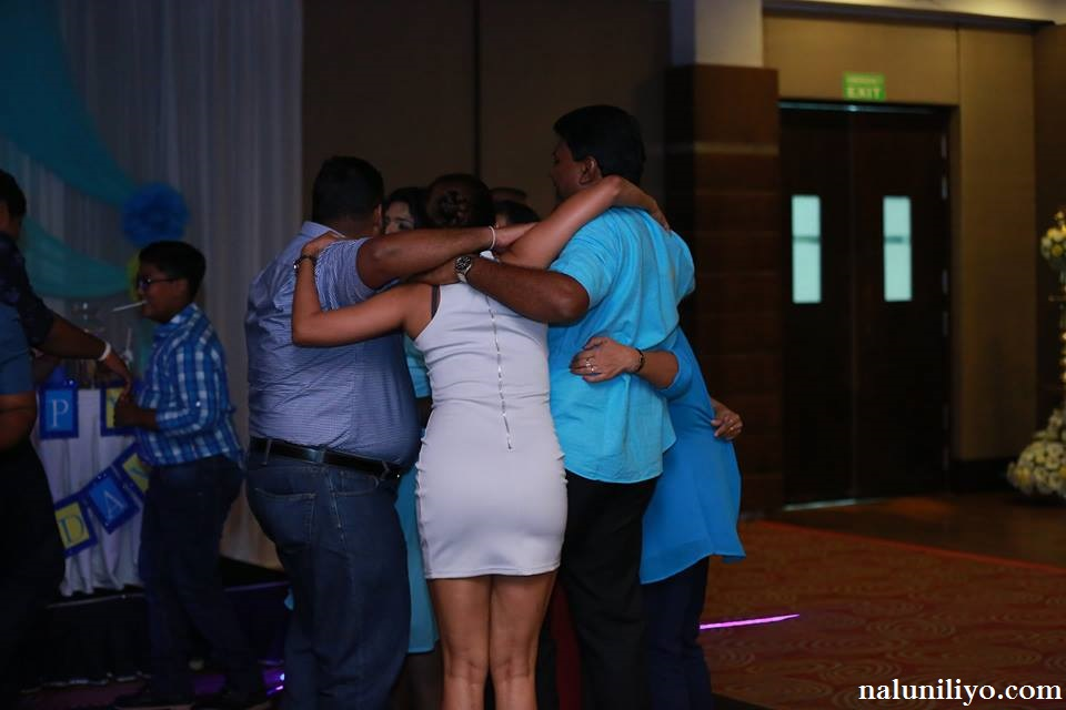 Nadeesha Hemamali party