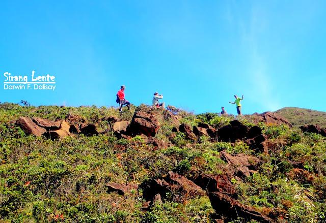 Mt. Mantalingajan Summit