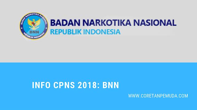 Pengumuman Hasil Tes CAT SKD Daftar Nama Lulus BNN CPNS 2018