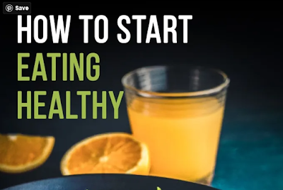 how to start a healthy diet