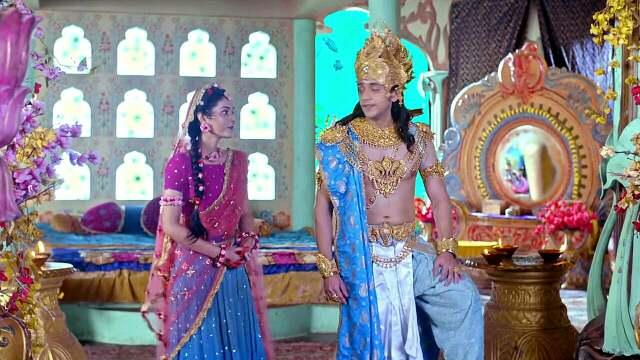 Star Bharat Radha Krishn Serial 02 Nov Episode