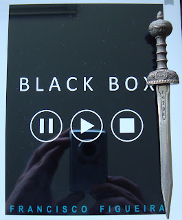 Portada del libro Black Box, de Francisco Figueira