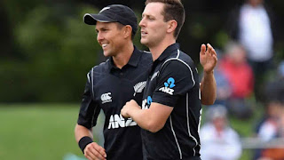 New Zealand vs West Indies 3rd ODI 2017 Highlights