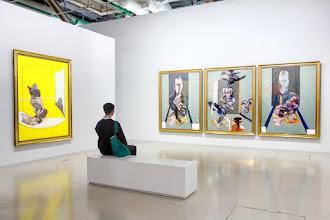 Expo : Bacon en toutes lettres - Centre Pompidou - Jusqu'au 20 janvier 2020