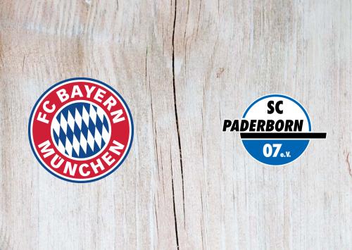 Bayern Munich vs Paderborn -Highlights 21 February 2020