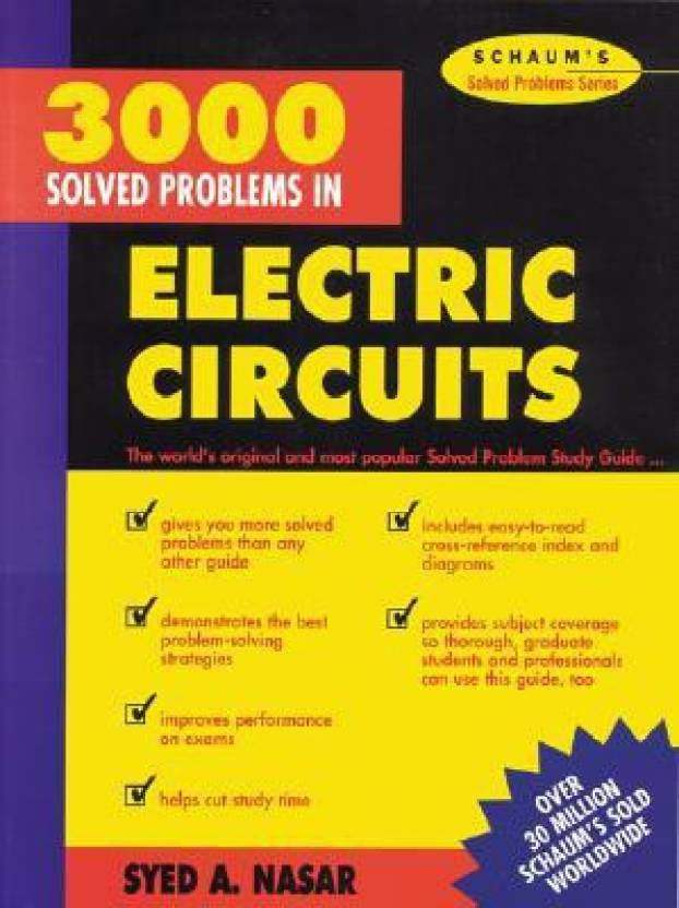 [PDF] Download Schaum's 3000 Solved Problem In Electric Circuit Pdf