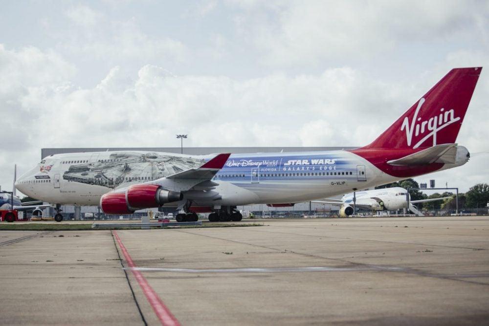 Virgin Atlantic To Retire All Boeing 747s Immediately