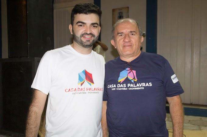 Projeto Casa das Palavras é realizado em Jardim do Seridó/RN