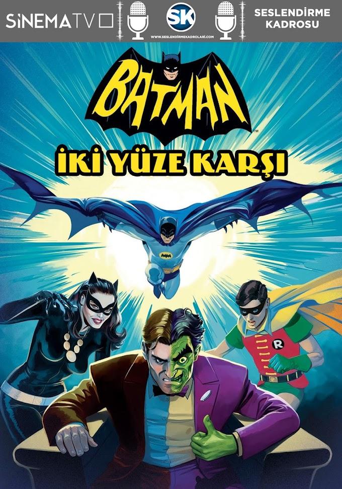 Batman İki Yüze Karşı
