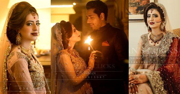 Salman Saeed and Aleena Wedding Photo Shoot
