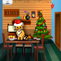 Games4Escape Winter Hous…