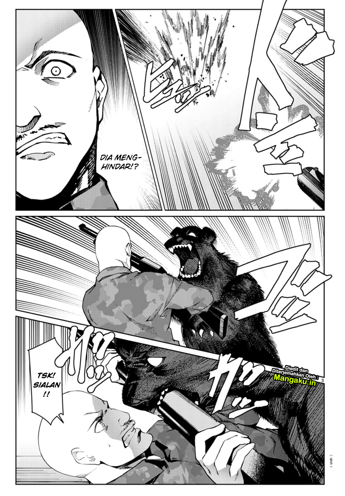 Darwin's Game Chapter 71-5