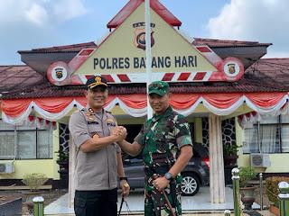 150 Personel Akan Dilibatkan Dalam Pelaksanaan TMMD ke-105 di Jambi