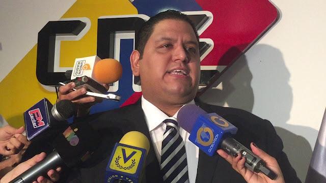 Rector Luis Emilio Rondón fue ratificado por el CNE