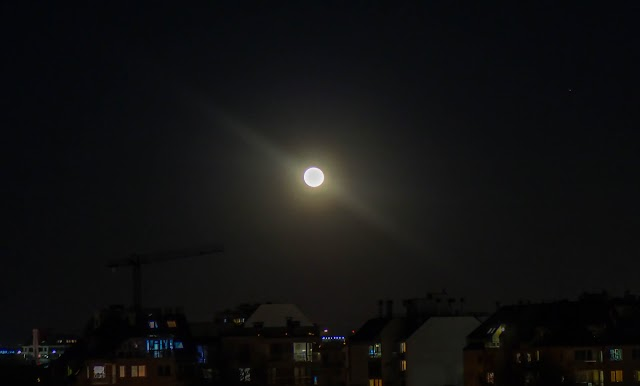 2020 Pink Moon - supermoon pictures