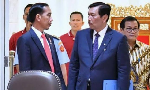 Jokowi Dituntut Berani Jujur Buka Fakta Kondisi Covid-19 di Tanah Air, Gde Siriana: Copot Luhut!