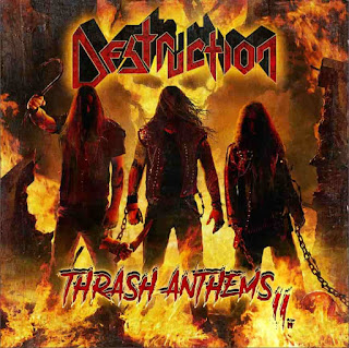 "Destruction - ""United By Hatred"" from the album ""Thrash Anthems II"""