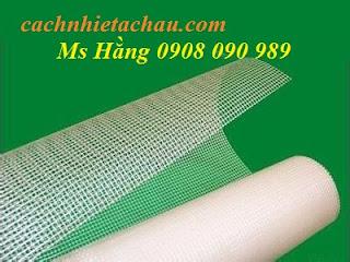 LTT34.1 Lưới sợi thủy tinh chống thấm, tô tường tại hcm