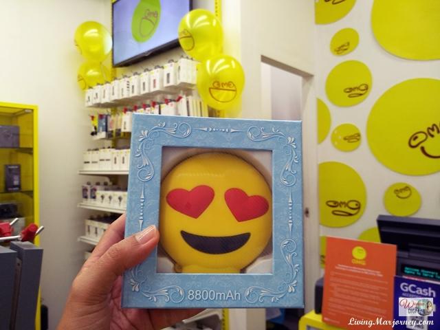 Smiley Powerbank
