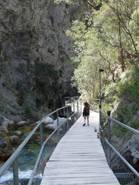 Alanya, Canyon, Sapadere