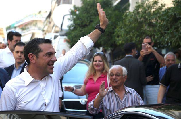 Στο Ζάππειο για βαρυσήμαντη πολιτική δήλωση ο Τσίπρας