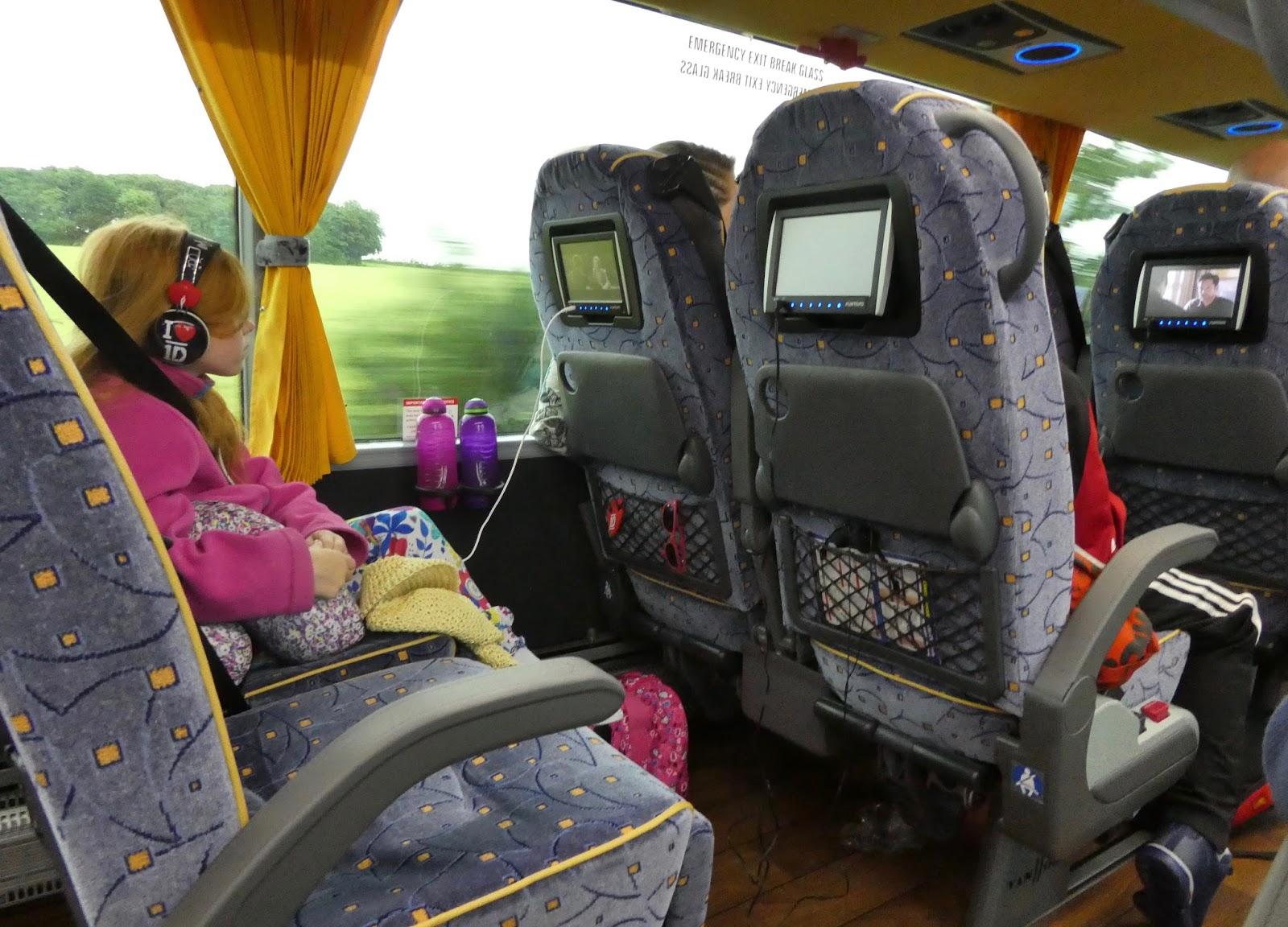 Camping La Siesta, Calella de Palafrugell, Costa Brava - a review - Siesta Holidays Bus