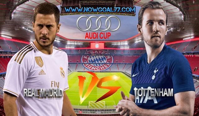 Prediksi Real Madrid Vs Tottenham 30 Juli 2019