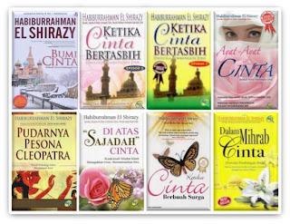 Kumpulan Novel PDF Habiburrahman El-Shirazy