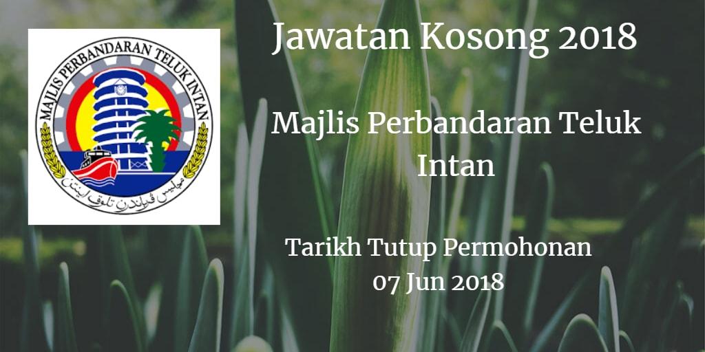 Jawatan Kosong MPTI 07 Jun 2018