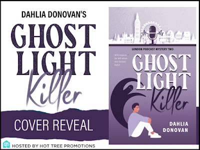 Cover Reveal: Ghost Light Killer