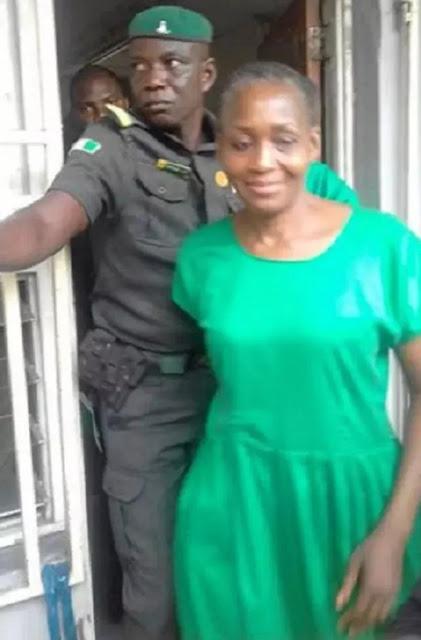 kemi olunloyo released from prison