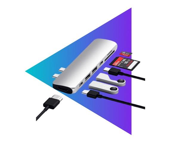 Satechi Aluminum Type-C Pro Hub