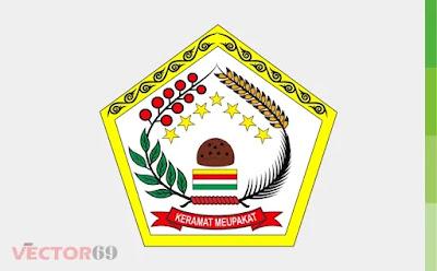 Kabupaten Aceh Tengah Logo - Download Vector File CDR (CorelDraw)