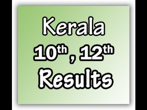 Kerala Board 10th, 12th, SSLC, HSE, Plus One, Plus Two Time Table
