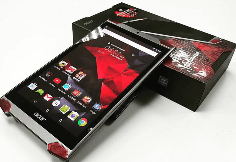 Confirmed, Acer Predator 8 Ultimate Gaming Tablet Is Coming To PH Soon!