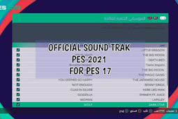 Official Soundtrack PES 2021 For - PES 2017
