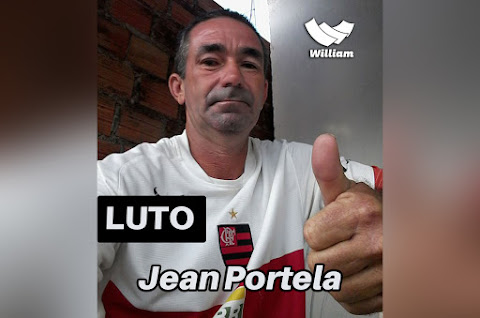 Luto: Jean Portela