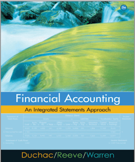 Financial Accounting by Charles Warren, James M Reeve, and Jonathan Duchac PDF Book Download