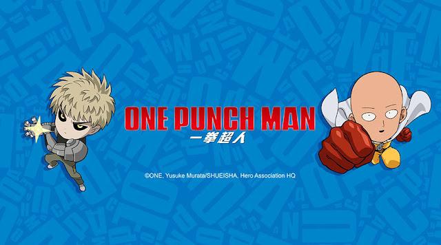Tonton One-Punch Man Dengan Sari Kata Bahasa Melayu