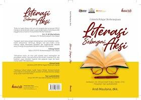 """Pre-Order Buku """"Literasi Sebagai Aksi"""""""