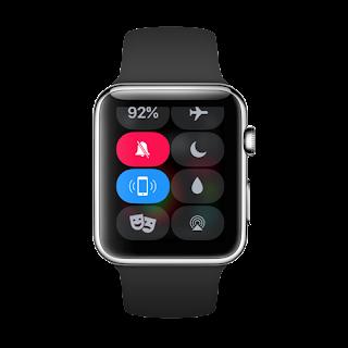 Cara Menemukan iPhone yang Hilang dengan Apple Watch